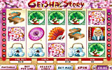 Geisha Story video slots spill fra Playtech