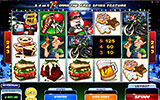 Santa's Wild Ride fra Microgaming