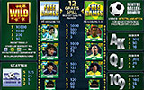 Top Trumps Football World Football Stars - bonus runde