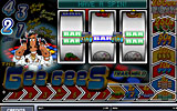 The Gee Gees fruit machine spilleautomat fra Microgaming